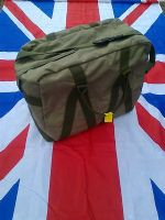 "EX ARMY LARGE GREEN WATERPROOF HOLDALL ""GRADE 2"""
